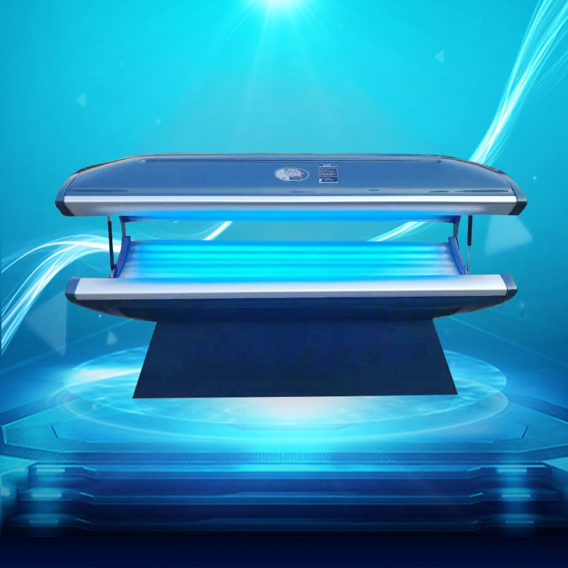 Horizontal tanning bed W4